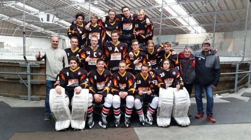 Eishackler – Jugend wird Bayerischer Vizemeister in der Landesliga