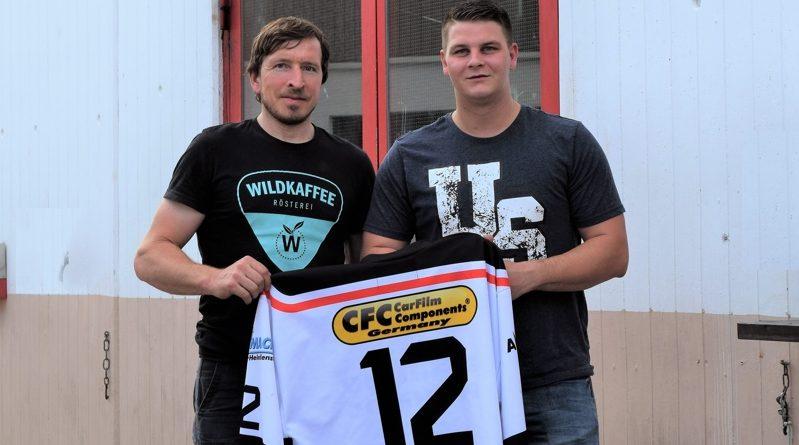 Thomas Guffanti aus Peißenberg gewinnt Staltmayr-Trikot bei www.Bayernhockey.com – Verlosung