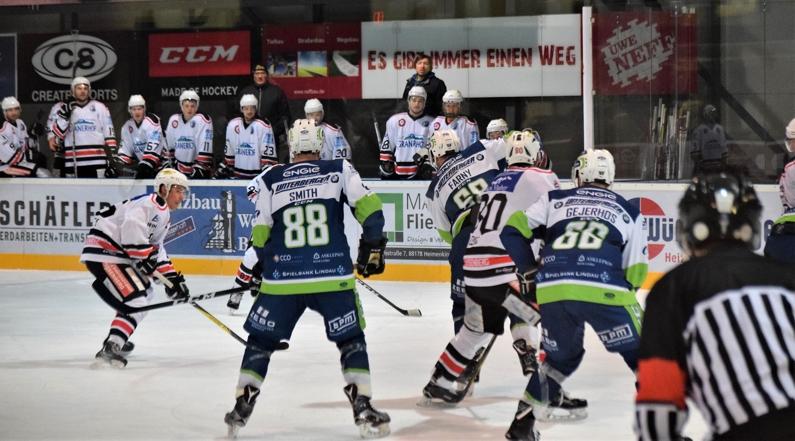 Ein Punkt in Lindau geholt – Für die Playoffs qualifiziert