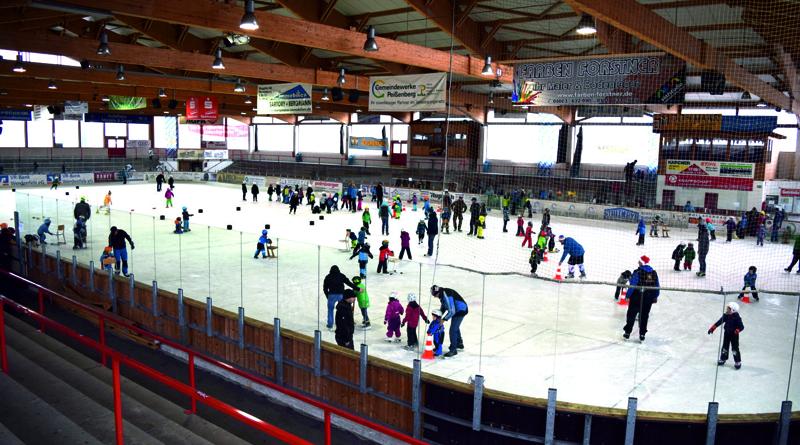 Die Eislaufschule startet wieder – ab So. 13.10.2019 geht's los