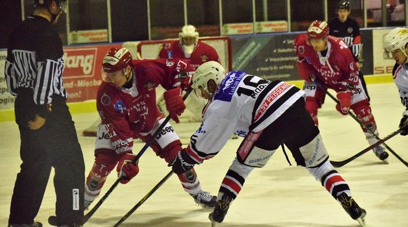 Eishackler siegen 0:9 gegen Miesbach