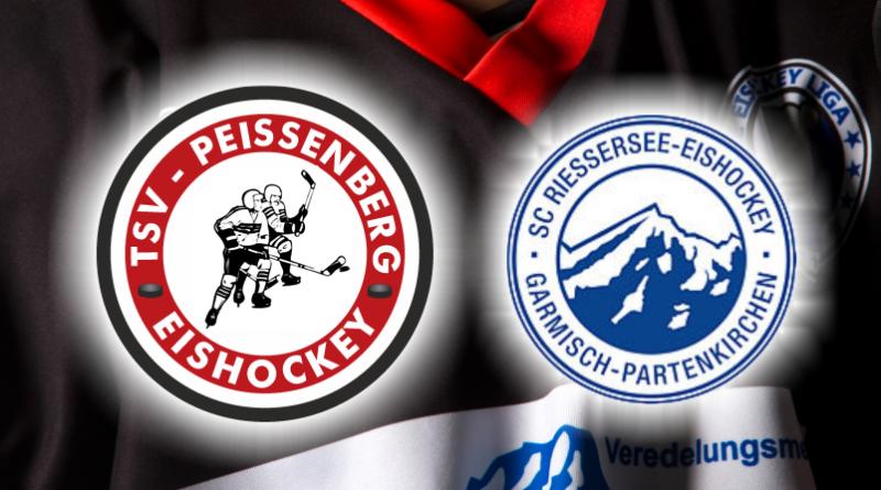 """Die """"Eishackler"""" zu Gast beim SC Riessersee"""