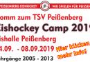 Komm zum TSV Peißenberg Eishockey-Camp 2019