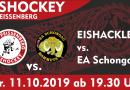 Derby – Zeit in der Eissporthalle Peißenberg