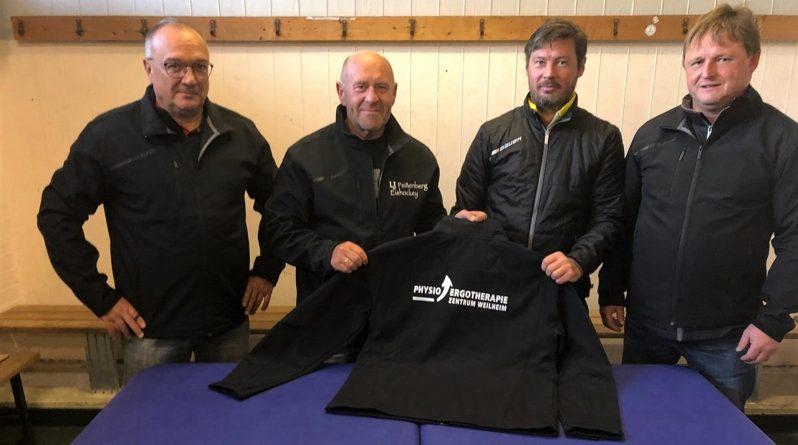 Physiotherapie & Ergotherapie in Weilheim baut seine Sponsor Aktivitäten beim Peissenberger Eishockey weiter aus