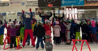 Toller Eissport-Aktionstag für die Grundschule St. Johann