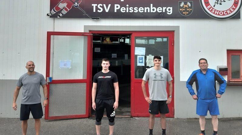 Verstärkung für den Nachwuchs des TSV Peißenberg