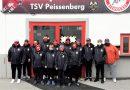 Pünktlich zum Saisonstart – U15 und U17 bekamen neue Trainingsanzüge und Teamjacken