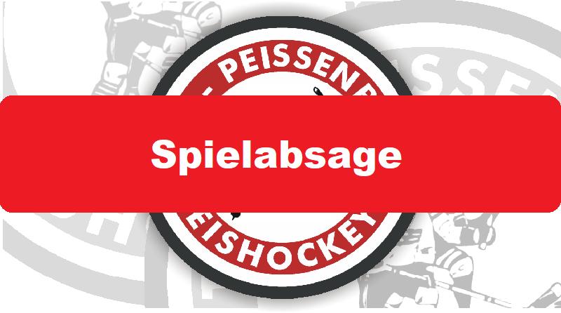 Spielabsage – Spiel gegen Pfaffenhofen ist vorsichtshalber abgesagt